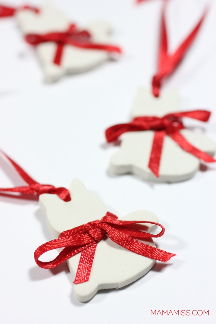 Dewey The Cat #kidmadechristmas Ornaments by @mamamissblog
