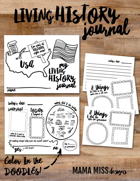 Living History Journal